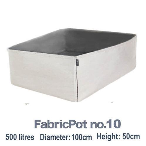 Fabric pot no.10   500 litres   FabricPot