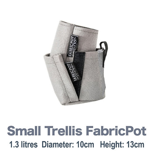 Small Trellis Fabric Pot