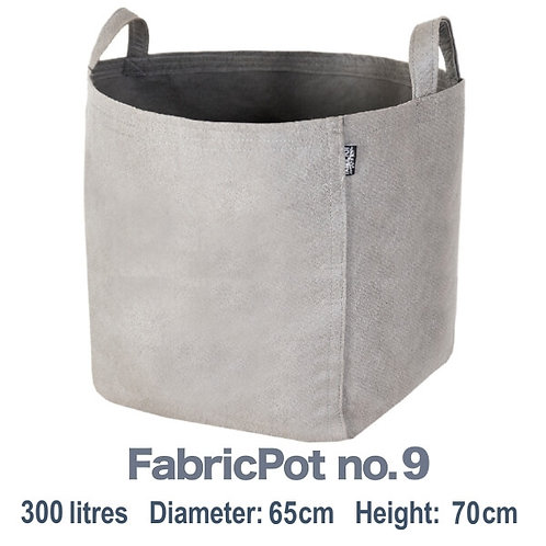 Fabric pot no.9 Tree pot with handles | 300 litres | FabricPot