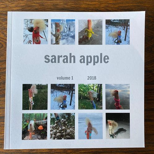 sarah apple fairy book - volume 1