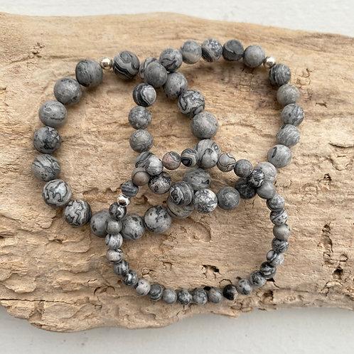 mapstone bracelet