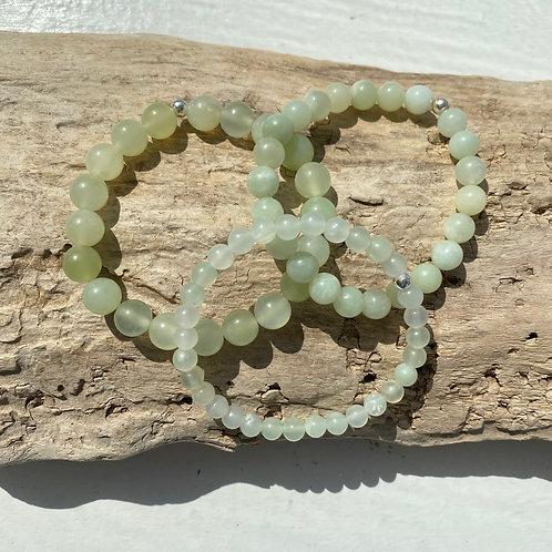young jade bracelet