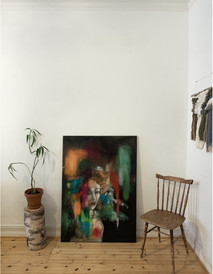 wolf and the woman 550€