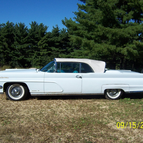 Dave and Donna's '59 Lincoln