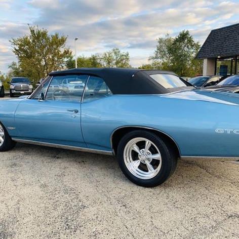 Dave's '68 GTO 2020