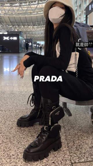 秋冬精選PRADA / ROGER VIVIER 您一定要有的鞋款❣️您的鞋櫃還缺哪一雙趕緊來詢問👈🏻👈🏻
