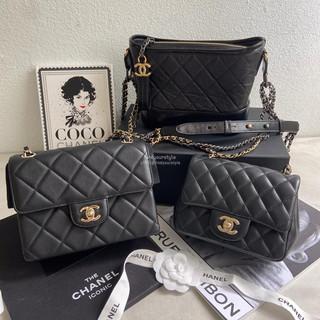Chanel 本週最新客訂到貨👈🏻 三款經典美包您們喜歡哪一款呢❤️