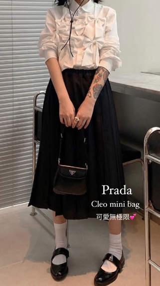 Prada 歐洲連線採購中✈️包包/飾品/鞋/帽等通通有✅歡迎傳圖詢問💕