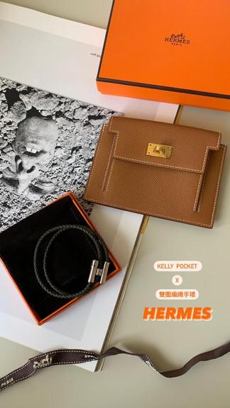 簡單耐看值得收藏❤️收下Hermes最美焦糖色絕對不會錯
