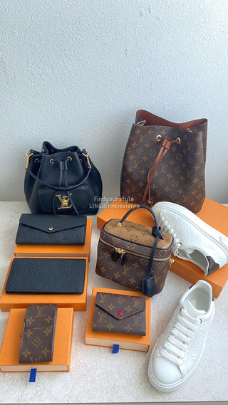Louis Vuitton客訂商品到貨