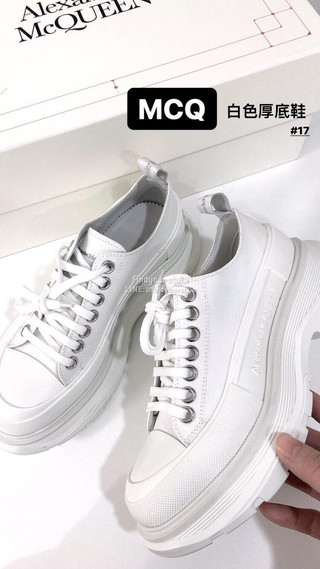 MCQ精選小白鞋💗現貨在台可立即出貨