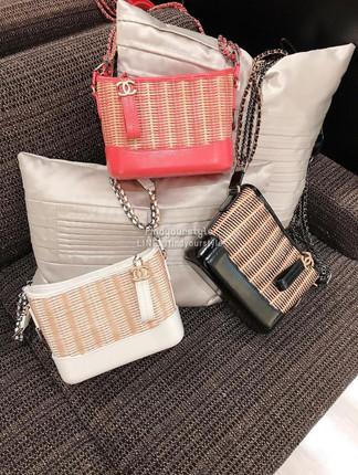 Chanel 最新連線上架!流浪包限定季節款~皮件飾品新款不錯過