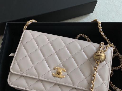 Chanel到貨美包😳