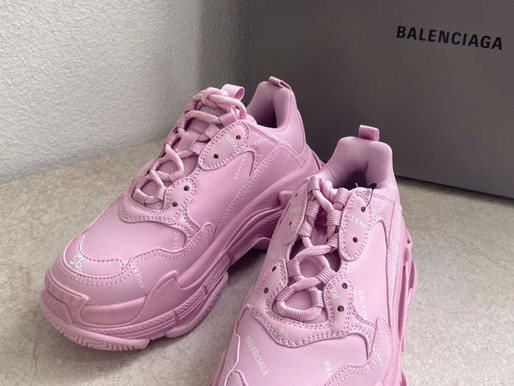 Balenciaga老爹鞋❣️好穿又百搭❤️ 人手必備一雙