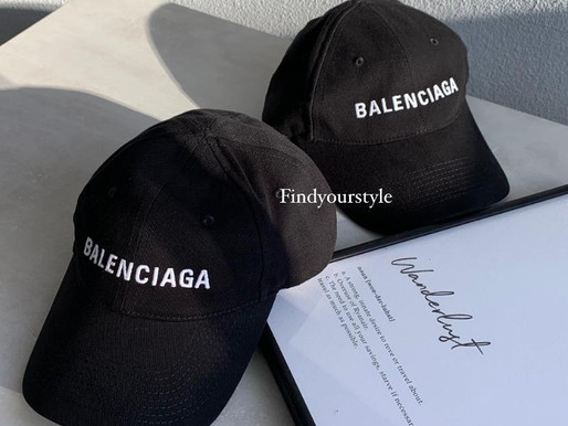 Balenciaga Cap 🧢 炎炎夏日 不可或缺的配件☀️