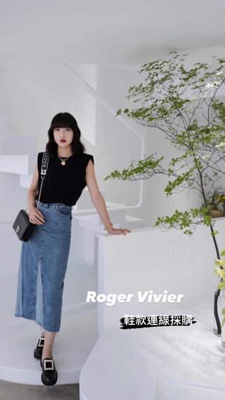 ✨優雅貴氣的RV美鞋✨女人都該選一雙好鞋帶妳看最美的風景✈️尺寸齊全就等各位來許願