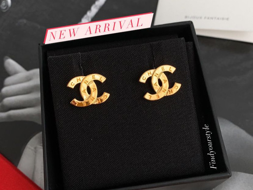 Chanel最新飾品到貨🔥