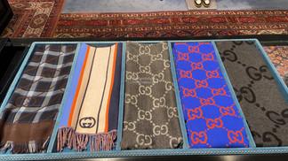 Gucci 圍巾連線款式推薦!