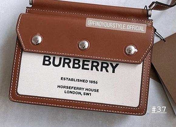 Burberry horseferry mini bag 雙面帆布包