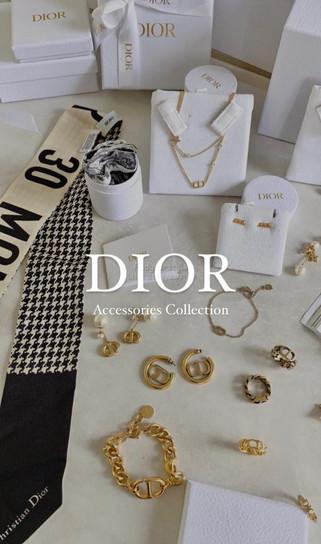 小配件展現好品味- Dior必收飾品精選