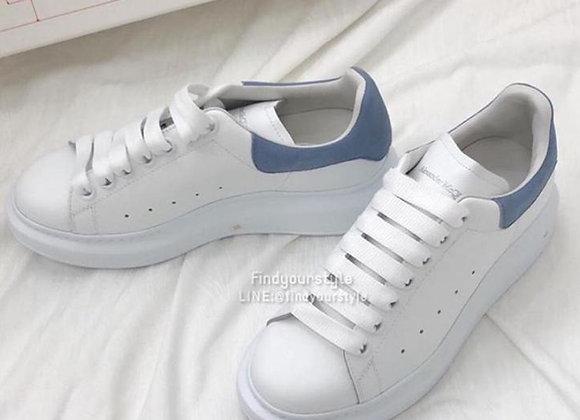 Alexander McQueen Sneakers 厚底小白鞋