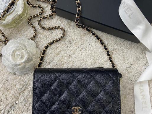 小香最新爆款woc看這邊!零死角美包Chanel mini woc bag