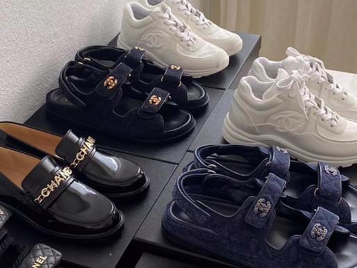 Chanel 鞋類大集合❣️超多款熱銷百搭鞋🥺🥺🥺趕快來詢問💖