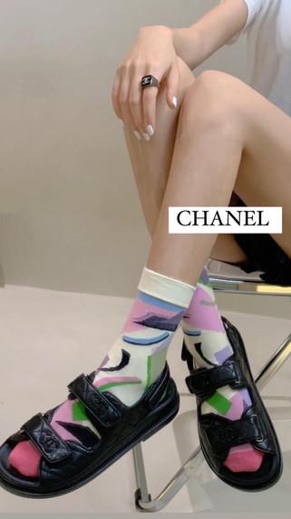 CHANEL 今年推出的顏色都超好看  #CHANEL現貨鞋