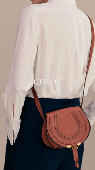 跟著CHLOE 打造浪漫優雅穿搭💛精選Marcie / Faye 系列熱賣包款