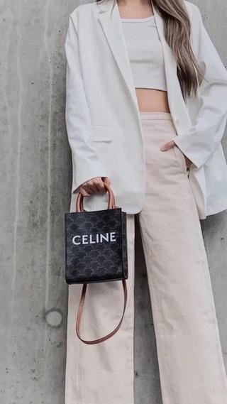 熱度不減!Celine Mini Tote