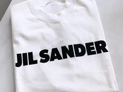Jil sander T-shirt不敗必收的單品 簡單好看❤️