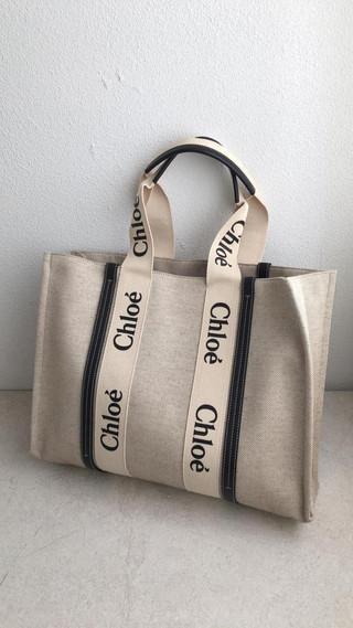 Chloe 2021 年度爆款美包👈🏻Woody藍色中號現貨即將抵台⚡️手刀詢問👈🏻只有一個✅