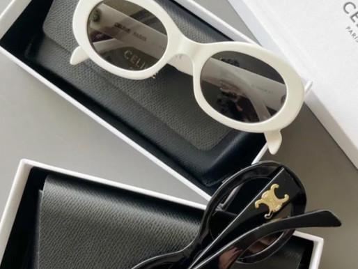 不怕容貌焦慮Celine凱旋太陽眼鏡太好看了❤️🔥