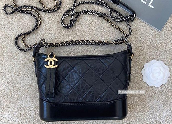 Chanel mini gabrielle 迷你流浪包
