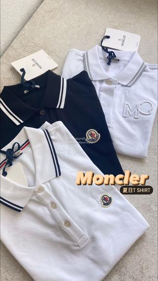 Moncler 熱銷款推薦🔥polo/t-shirt/羽絨/針織外套/背心通通有💕對應四季各種氣候的衣物都幫大家準備好了🎁