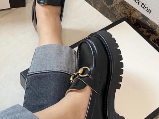 Gucci樂福鞋/半拖 精選🤎💭 穿脫方便 質感不隨便🥰