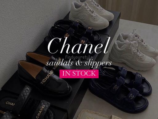 美到不能呼吸🙈✨ Chanel現貨涼鞋 在台趕緊詢問