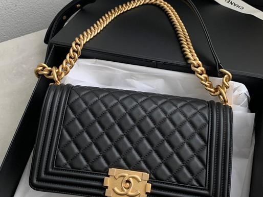 #Chanel美包推薦最搶手的coco handle和Boy✨強勢來襲 出門穿搭隨便搭都好看💖還不趕緊入手一個🥰