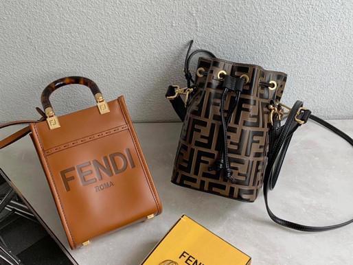 Fendi全系列商品❣️超熱銷可愛的sunshine小包新款飾品 強勢來襲💖