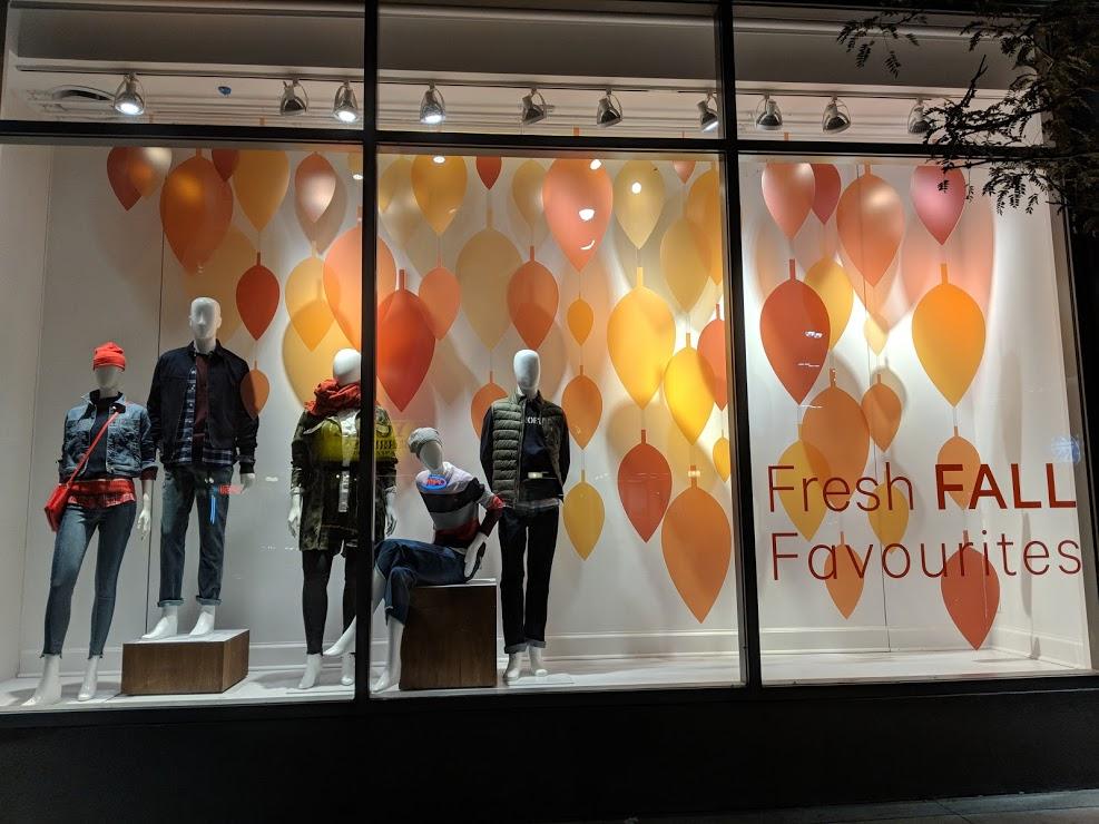 Fall Favourites Joe Fresh