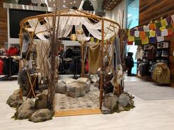 yurt display