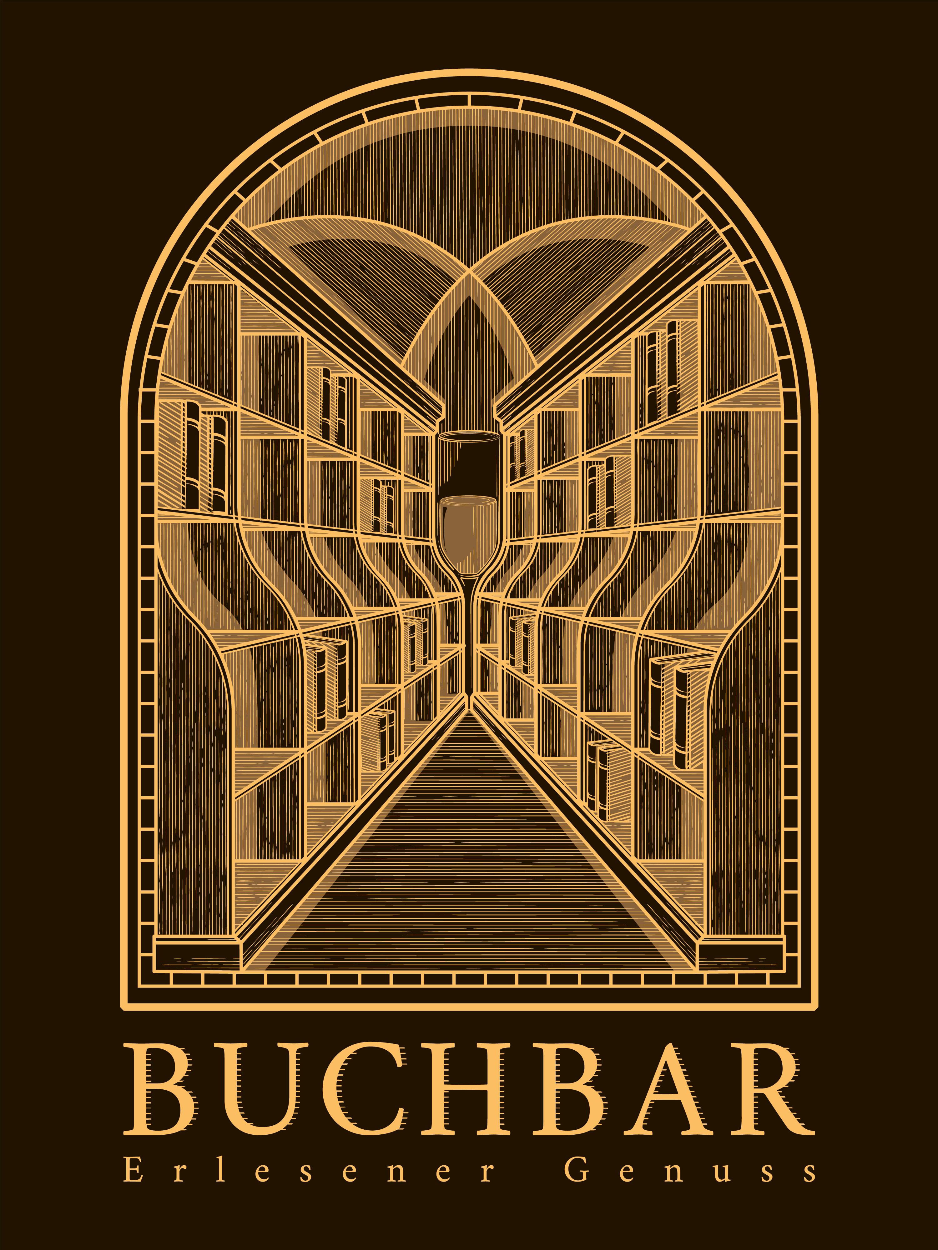 BUCHBAR in der Alten Hofbibliothek