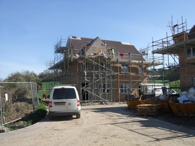 New Homes at Minchingtons Close