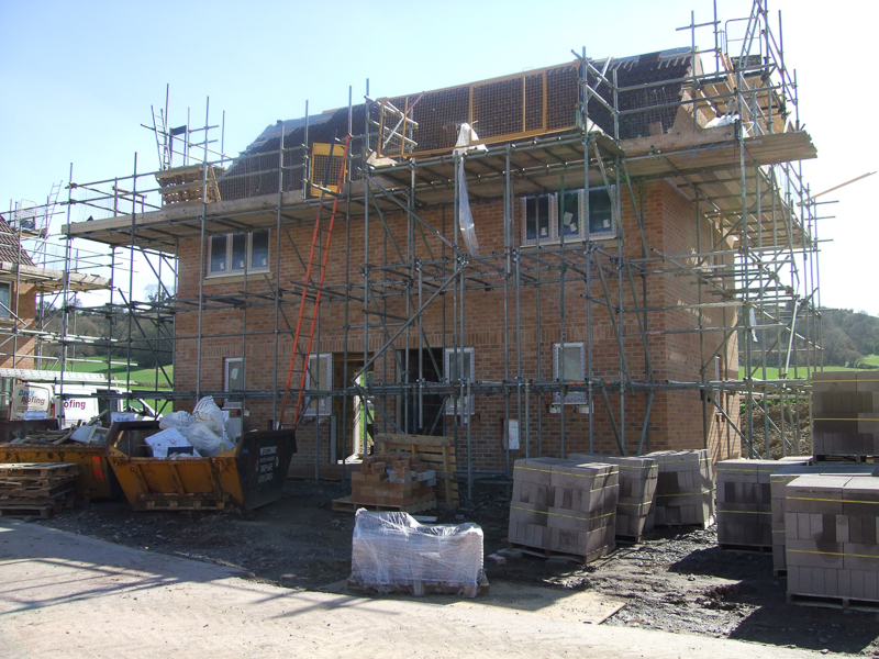 New Homes at Minchingtons Close
