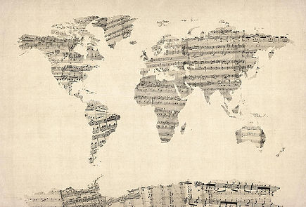 Learn about world music