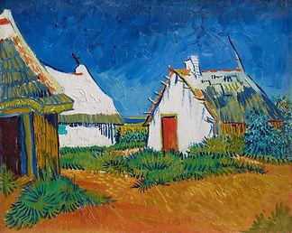 Van_Gogh_-_Drei_weiße_Hütten_in_Saintes-