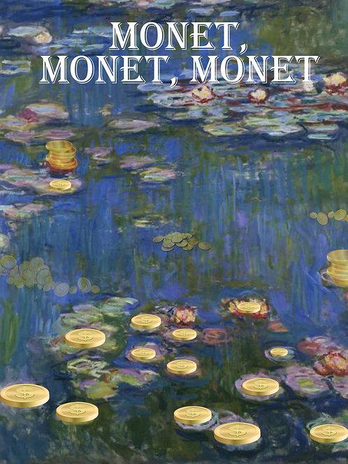 Monet, Monet, Monet