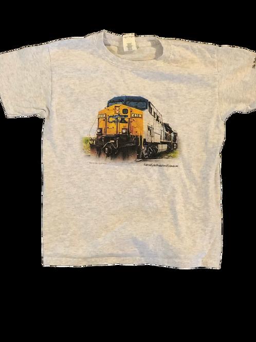 Kids Train Shirts