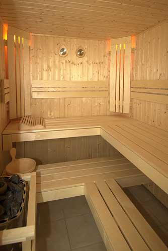 Free Sauna