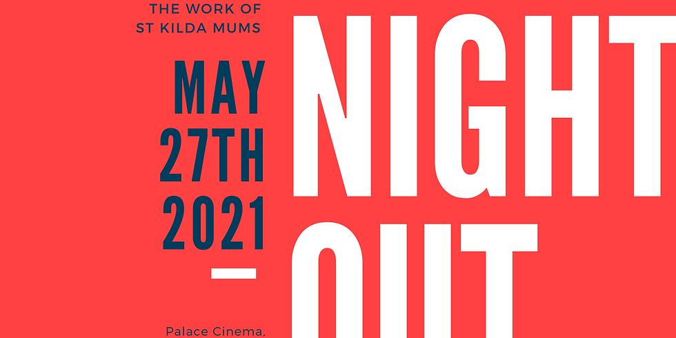 A NightOut: Movie Fundraiser for St Kilda Mums